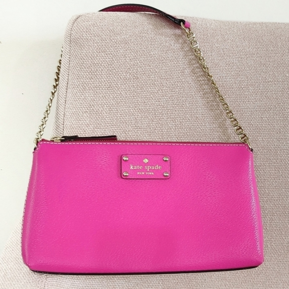 Kate Spade Wellesley Byrd Snapdragon Pink